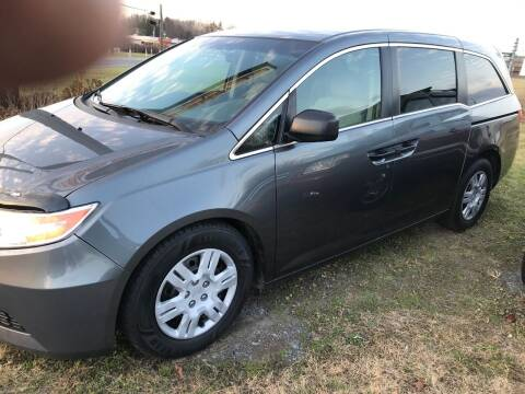 2013 Honda Odyssey for sale at RJD Enterprize Auto Sales in Scotia NY