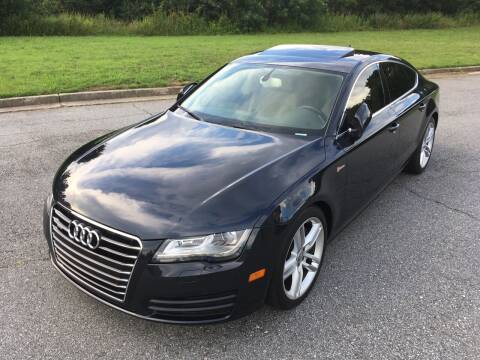 2014 Audi A7 for sale at Legacy Motor Sales in Norcross GA