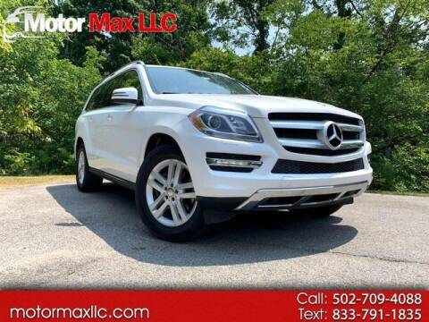 2015 Mercedes-Benz GL-Class for sale at Motor Max Llc in Louisville KY