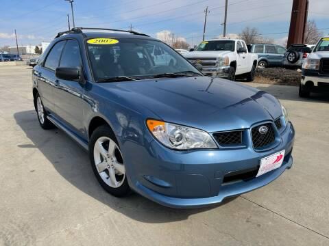 2007 Subaru Impreza for sale at AP Auto Brokers in Longmont CO