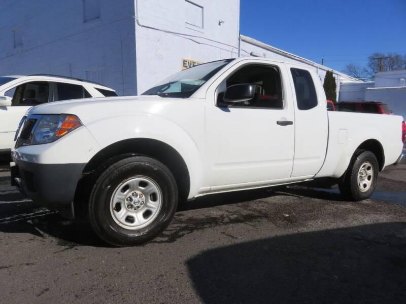 2014 Nissan Frontier for sale at US Auto in Pennsauken NJ