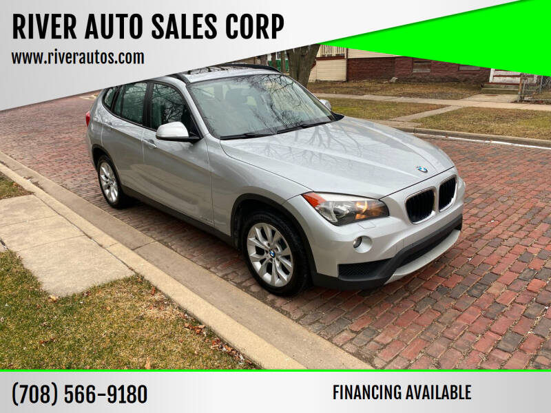 2014 BMW X1 for sale at RIVER AUTO SALES CORP in Maywood IL