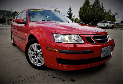 2007 Saab 9-3 for sale at A1 Group Inc in Portland OR