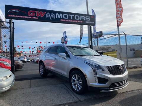 2020 Cadillac XT5 for sale at GW MOTORS in Newark NJ