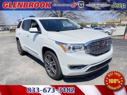 2017 GMC Acadia for sale at Glenbrook Dodge Chrysler Jeep Ram and Fiat in Fort Wayne IN