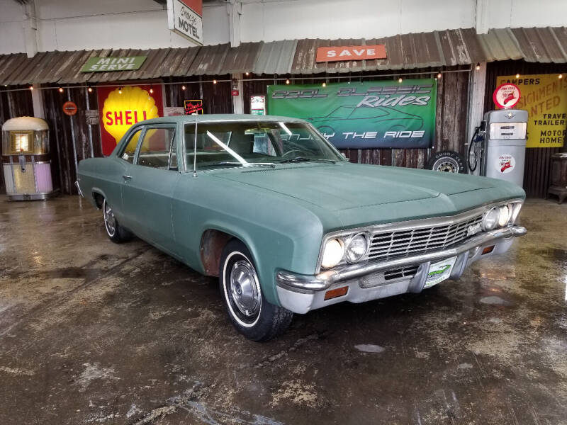1966 Chevrolet Biscayne for sale at Cool Classic Rides in Redmond OR