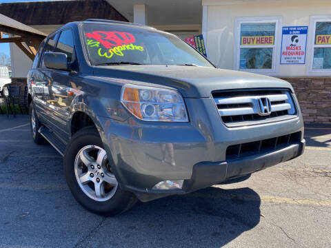 2008 Honda Pilot for sale at Hola Auto Sales Doraville in Doraville GA