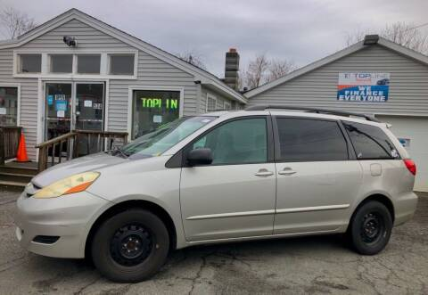 2006 Toyota Sienna for sale at Top Line Import in Haverhill MA