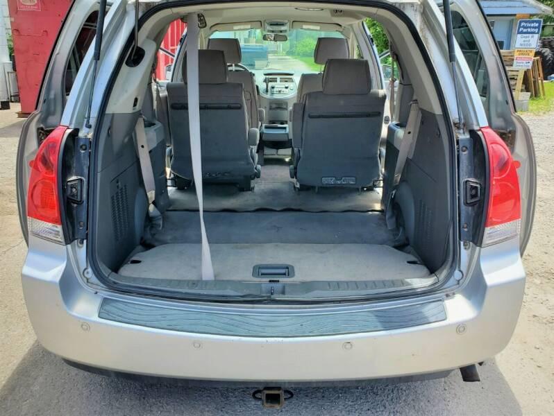 2007 Nissan Quest 3.5 S 4dr Mini-Van - Ankeny IA