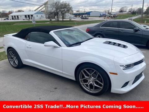 2015 Chevrolet Camaro for sale at Coast to Coast Imports in Fishers IN