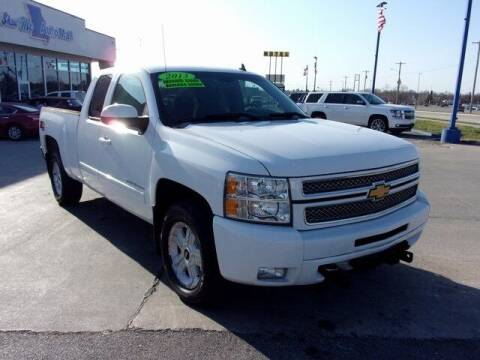 2013 Chevrolet Silverado 1500 for sale at Show Me Auto Mall in Harrisonville MO
