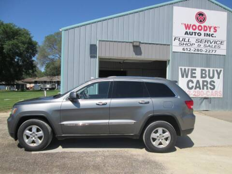 2012 Jeep Grand Cherokee for sale at Woody's Auto Sales Inc in Randolph MN
