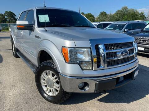 2011 Ford F-150 for sale at KAYALAR MOTORS in Houston TX