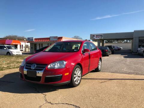 2010 Volkswagen Jetta for sale at VENTURE MOTOR SPORTS in Virginia Beach VA