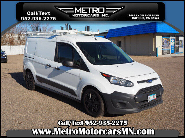 2017 Ford Transit Connect Cargo for sale at Metro Motorcars Inc in Hopkins MN