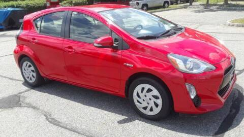 2015 Toyota Prius c for sale at Jan Auto Sales LLC in Parsippany NJ