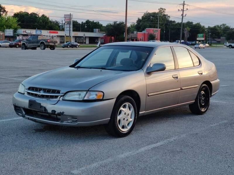 1999 Nissan Altima for sale at Loco Motors in La Porte TX