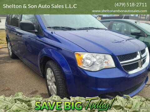 2019 Dodge Grand Caravan for sale at Shelton & Son Auto Sales L.L.C in Dover AR