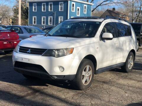 2011 Mitsubishi Outlander Sport for sale at Emory Street Auto Sales and Service in Attleboro MA