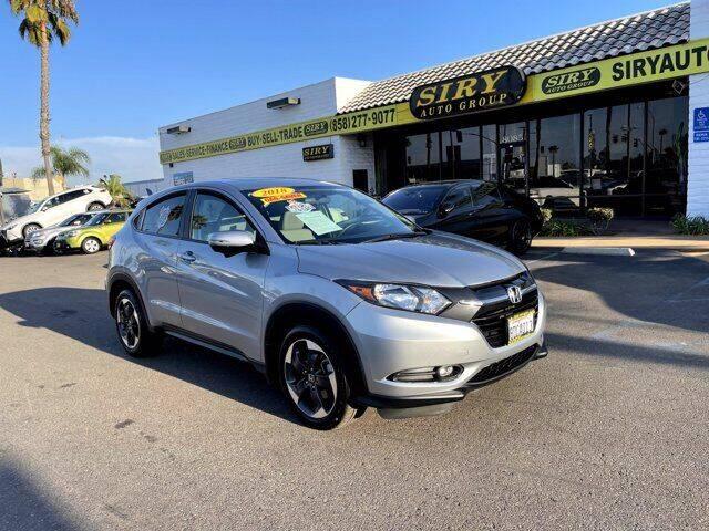 2018 Honda HR-V for sale in San Diego, CA