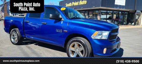 2017 RAM Ram Pickup 1500 for sale at South Point Auto Plaza, Inc. in Albany NY