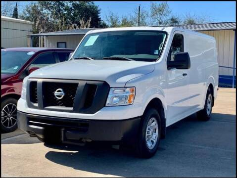 2018 Nissan NV Cargo for sale at USA Car Sales in Houston TX