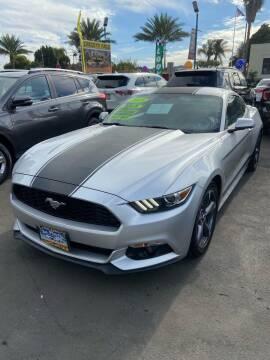 2015 Ford Mustang for sale at LA PLAYITA AUTO SALES INC - 3271 E. Firestone Blvd Lot in South Gate CA