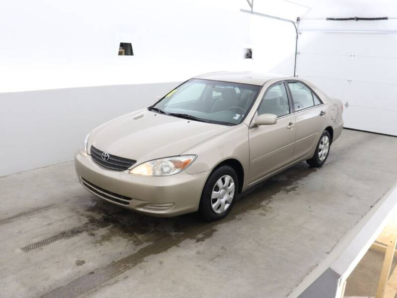 2002 Toyota Camry for sale at Glory Auto Sales LTD in Reynoldsburg OH