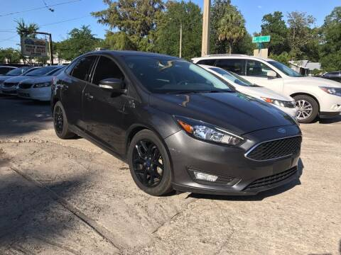 2016 Ford Focus for sale at Popular Imports Auto Sales in Gainesville FL