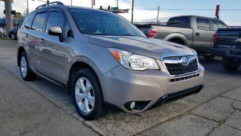 2014 Subaru Forester for sale at Seattle's Auto Deals in Everett WA
