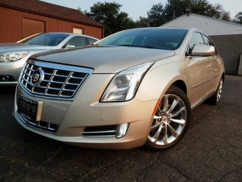 2013 Cadillac XTS for sale at Ted's Auto Sales in Louisville OH
