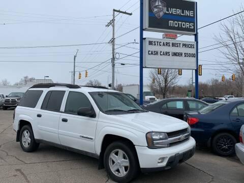 2003 Chevrolet TrailBlazer for sale at Silverline Motors in Grand Rapids MI