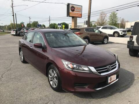 2014 Honda Accord for sale at Cars 4 Grab in Winchester VA