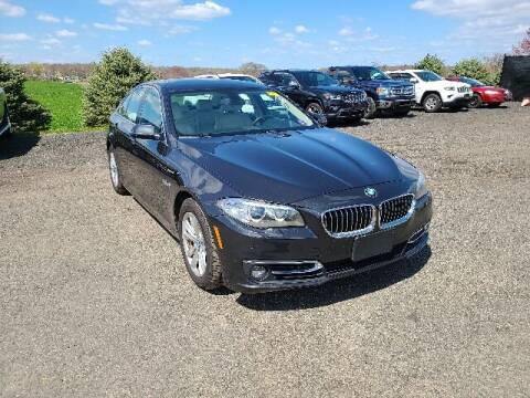 2015 BMW 5 Series for sale at BETTER BUYS AUTO INC in East Windsor CT