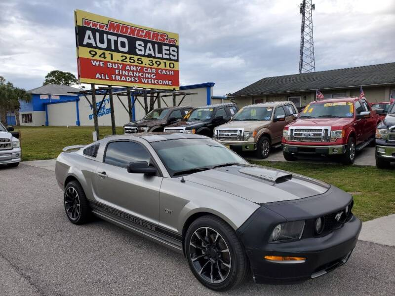 2008 Ford Mustang for sale at Mox Motors in Port Charlotte FL