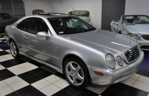2000 Mercedes-Benz CLK for sale at Podium Auto Sales Inc in Pompano Beach FL