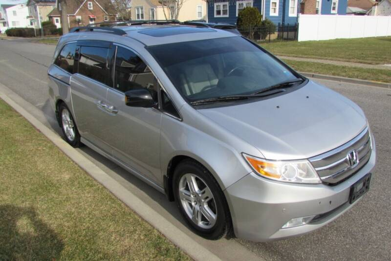 2013 Honda Odyssey for sale at First Choice Automobile in Uniondale NY