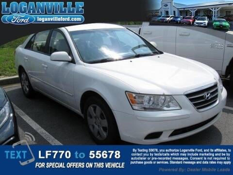 2010 Hyundai Sonata for sale at Loganville Quick Lane and Tire Center in Loganville GA