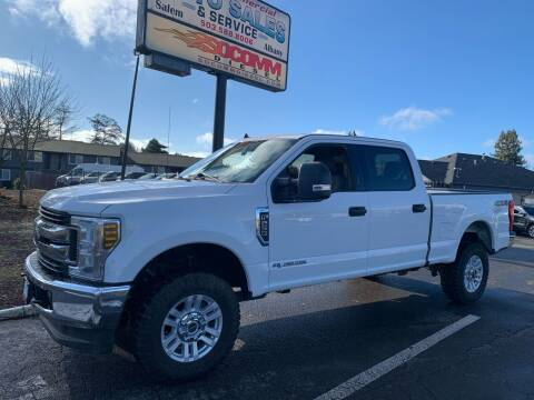 2019 Ford F-250 Super Duty for sale at South Commercial Auto Sales in Salem OR