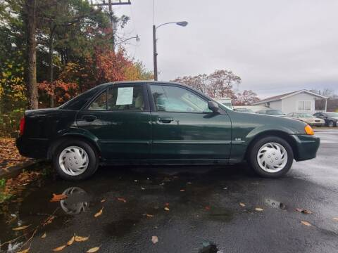 1999 Mazda Protege for sale at Lake Ridge Auto Sales in Woodbridge VA