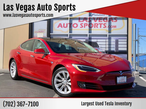 2018 Tesla Model S for sale at Las Vegas Auto Sports in Las Vegas NV