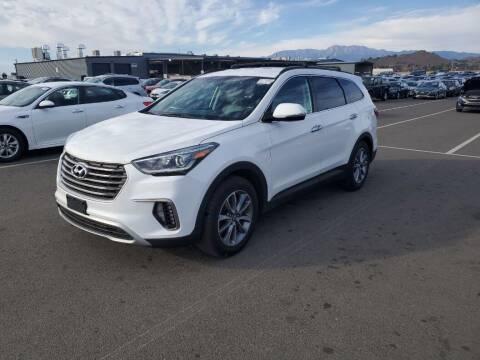 2017 Hyundai Santa Fe for sale at A.I. Monroe Auto Sales in Bountiful UT