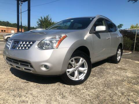 2009 Nissan Rogue for sale at Atlas Auto Sales in Smyrna GA
