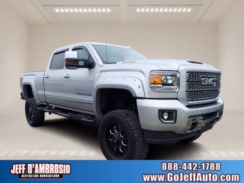 2018 GMC Sierra 2500HD for sale at Jeff D'Ambrosio Auto Group in Downingtown PA