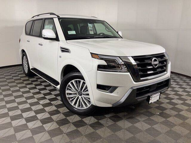2021 Nissan Armada for sale at Virtue Motors in Darlington WI