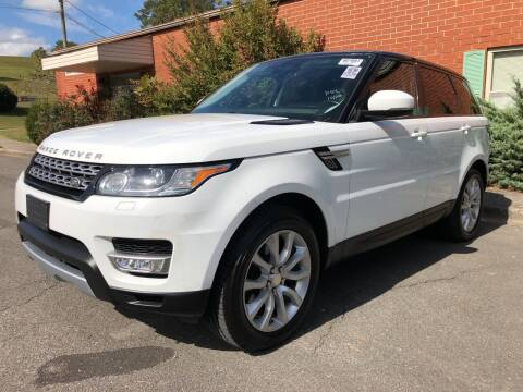 2014 Land Rover Range Rover Sport for sale at Diana Rico LLC in Dalton GA