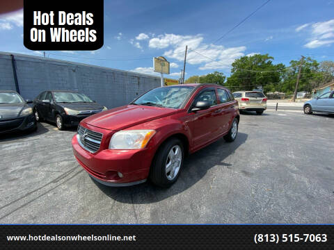 2007 Dodge Caliber for sale at Hot Deals On Wheels in Tampa FL