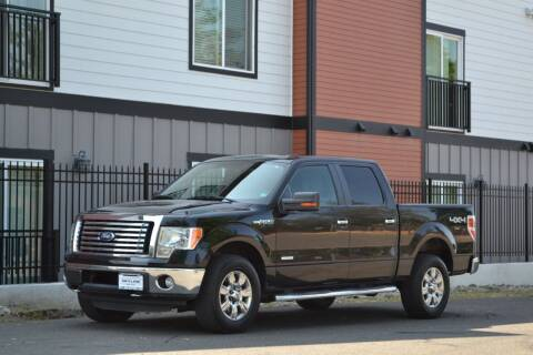 2012 Ford F-150 for sale at Skyline Motors Auto Sales in Tacoma WA