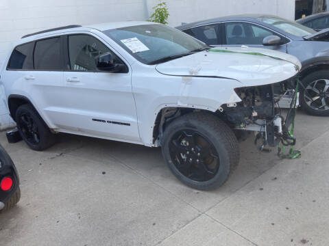2018 Jeep Grand Cherokee for sale at ALL TEAM AUTO in Las Vegas NV