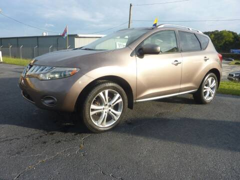 2009 Nissan Murano for sale at Roswell Auto Imports in Austell GA